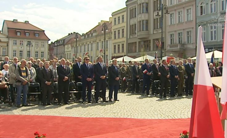 Święto Konstytucji w Bydgoszczy
