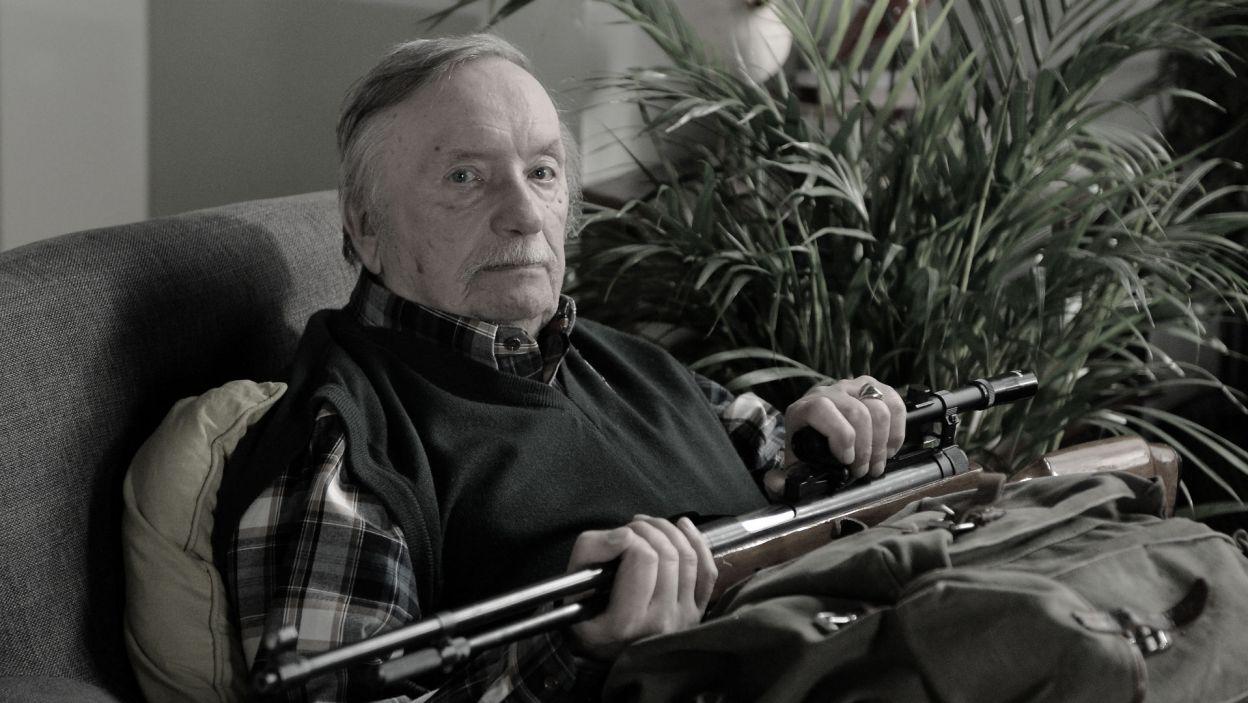"""Zapamiętany z ról w filmach """"C.K. Dezerterzy"""", """"Poszukiwany, poszukiwana"""" Wojciech Pokora odszedł w lutym 2018 roku (fot. TVP)"""