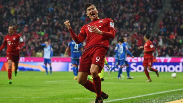 Puchar Niemiec: Bochum – Bayern dziś w TVP1