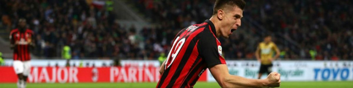 Puchar Włoch: 1/2F: AC Milan - Lazio Rzym