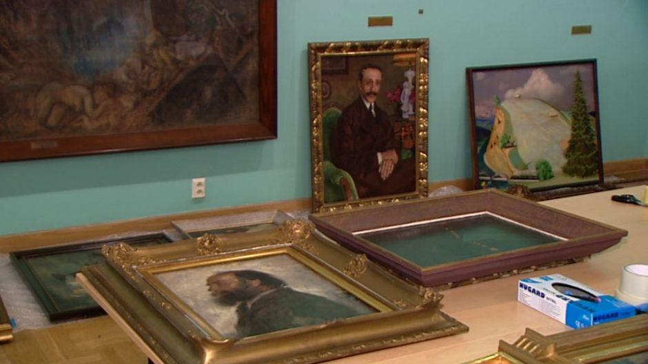 Muzeum pakuje manatki
