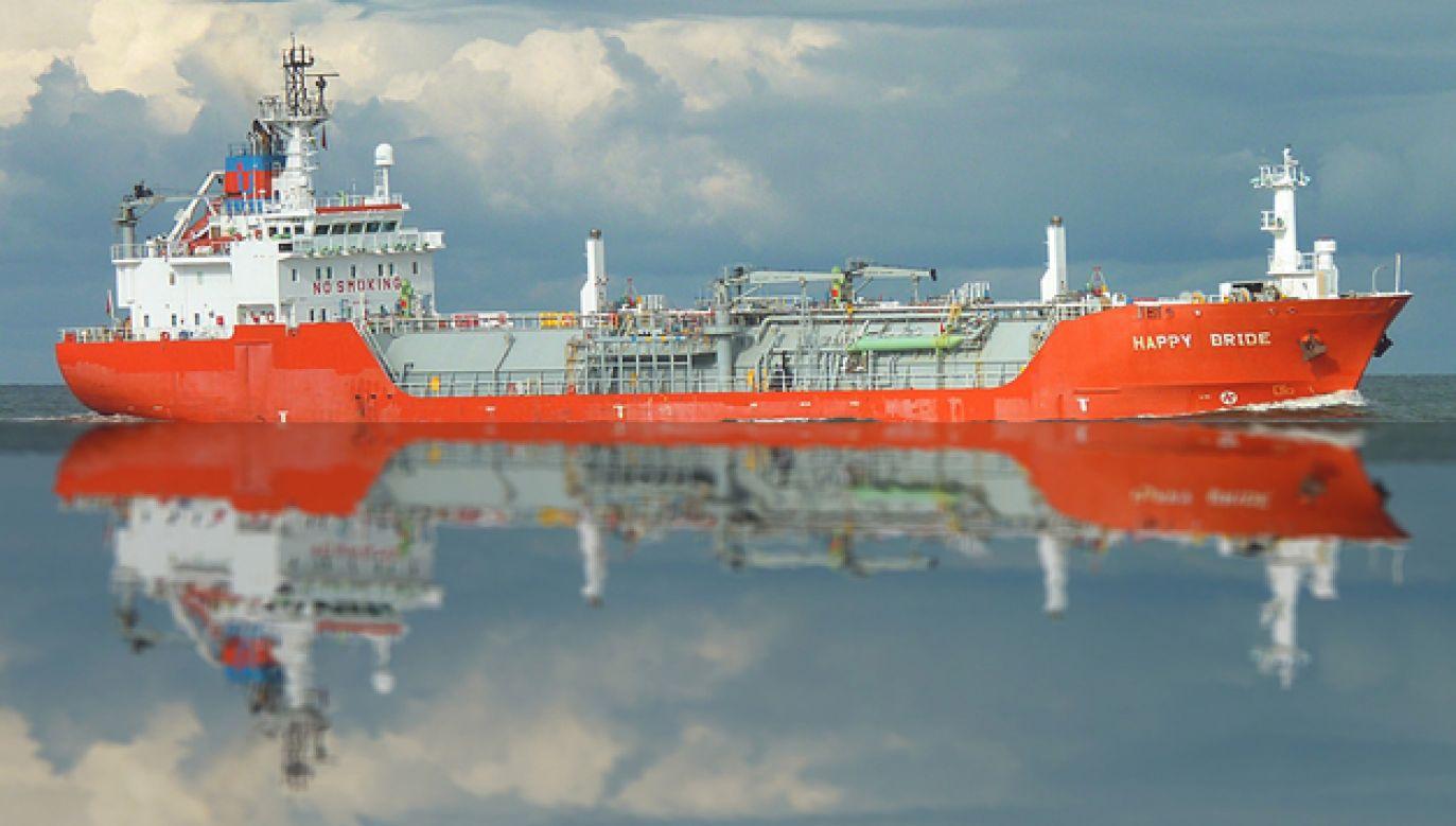 Wartość rynku transportu morskiego szacowna jest na niemal 400 mld dolarów rocznie (fot. Pexels)