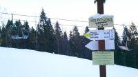 Nowa kolej w stacji narciarskiej Henryk Ski w Krynicy-Zdroju (fot. mmas)