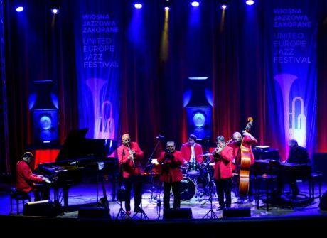 55 Lat Jazz Band Ball Orchestra Zakopane