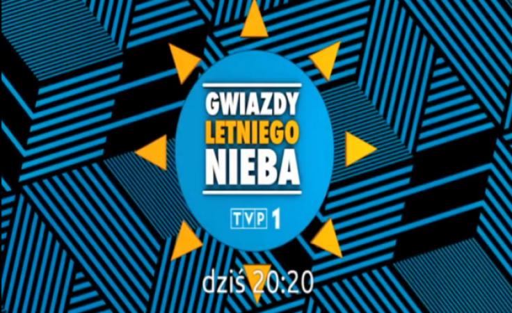 """""""Gwiazdy Letniego Nieba"""" na antenie TVP1 w sobotę 19 sierpnia o 20.20"""