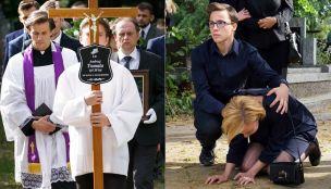 Skandal na pogrzebie!
