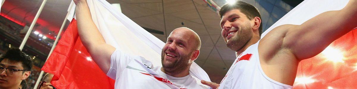 Dwa medale dla dyskoboli