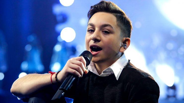 """Gruzja: Grigol Kipshidze – """"Voice of the Heart"""""""