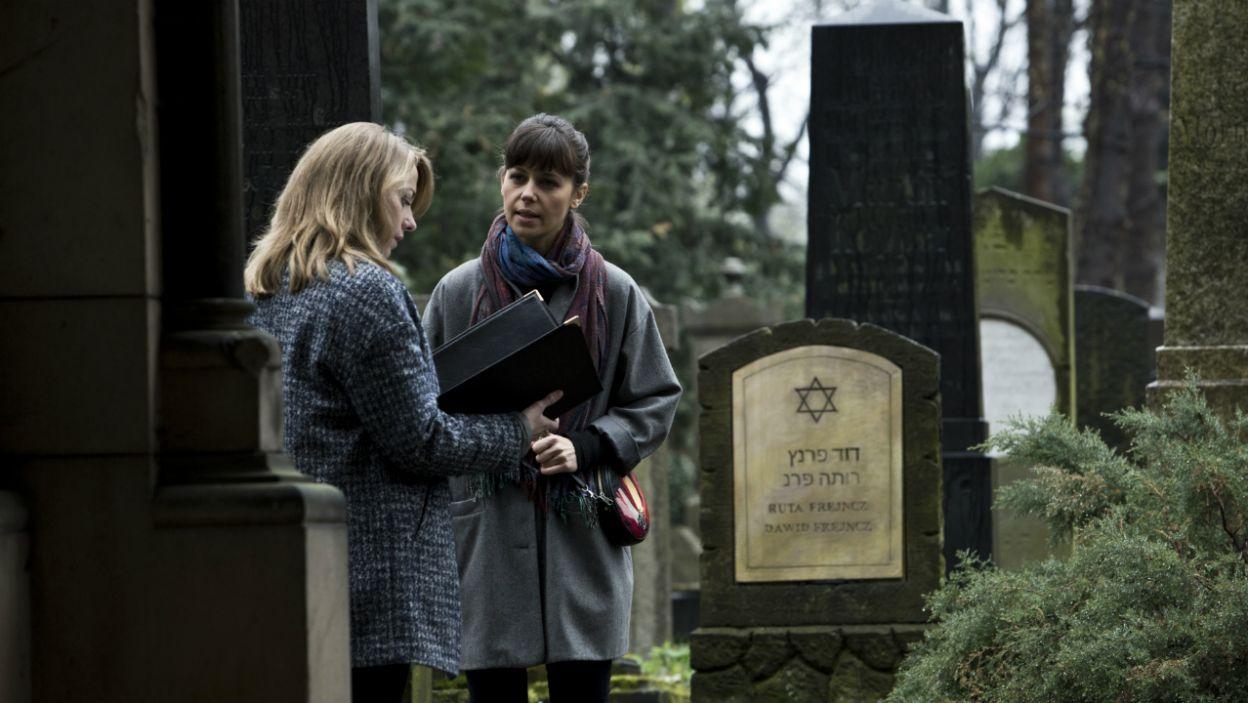 Żeby odkryć miejsce kryjówki Adama Frejncza, trzeba zrekonstruować całe jego życie (fot. TVP)