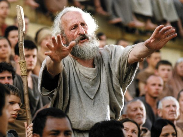 Aktor Pana Boga – film dokumentalny