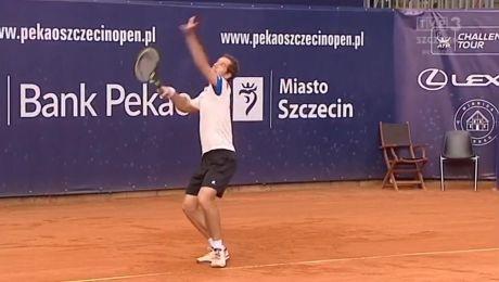 Telenotatnik - 25 turniej Tenisowy Pekao Szczecin Open