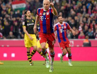 Robben ma wrócić na półfinał z Borussią