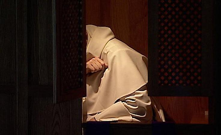 Dominikanie apelują - Nie odkładaj spowiedzi na ostatnią chwilę