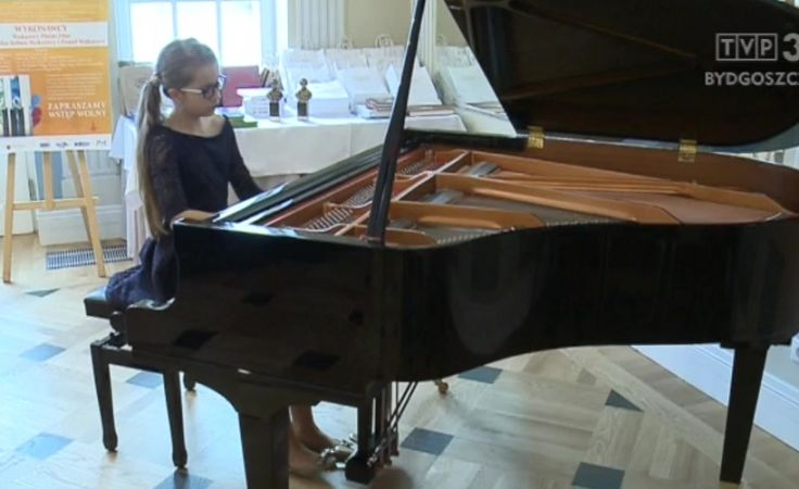 Młode talenty fortepianu