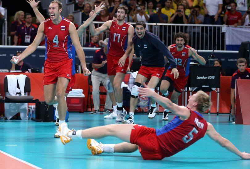 Rosjanie w fantastycznym stylu wywalczyli złoto igrzysk olimpijskich (fot. Getty Images)