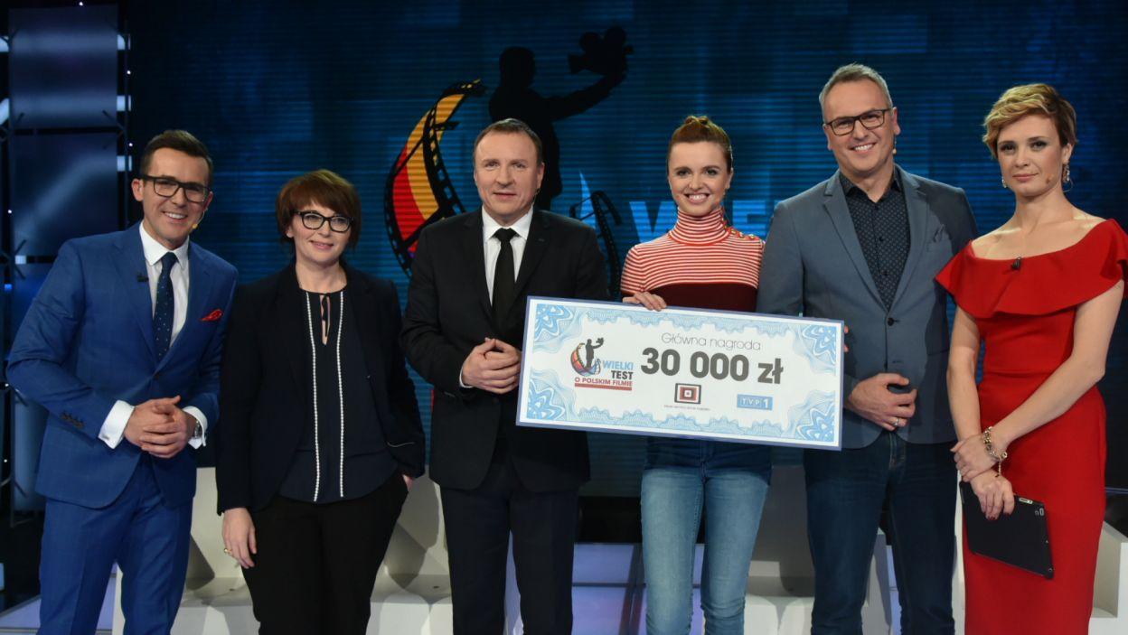 Pieniądze przekazane zostały dla Wrocławskiej Szkoły Filmowej Mastershot (fot. I. Sobieszczuk/TVP)
