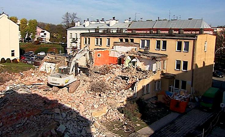 Inwestycje i przymiarki do powstania Szpitala Uniwersyteckiego