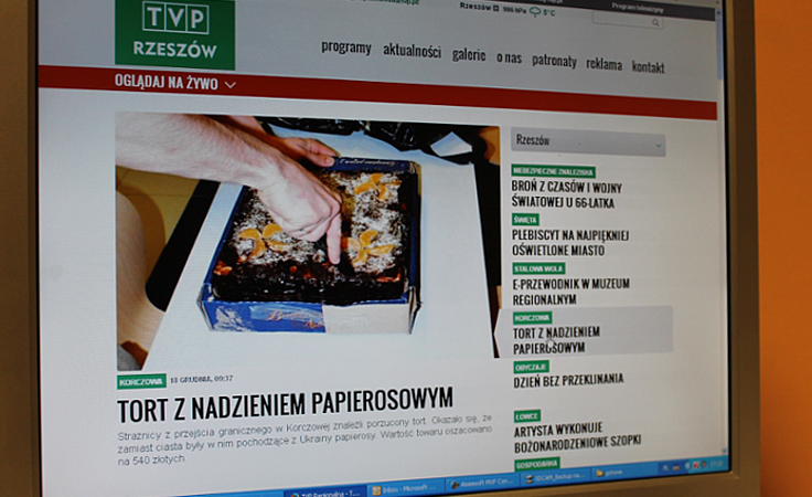 Działa już nowa strona TVP Rzeszów