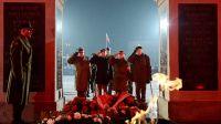 Uroczystość na placu Marszałka Piłsudskiego/PAP/Bartłomiej Zborowski