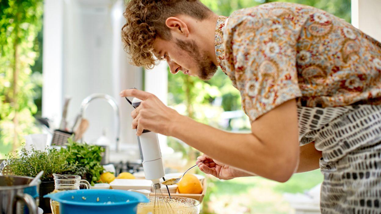 Niby proste, ale nie do końca. Jak zrobić domowy majonez? (fot. TVP)