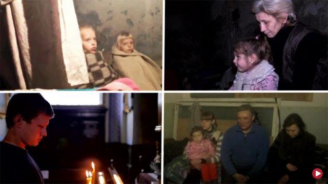 """Dzieci z Mariupola ogłosiły głodówkę. """"Żądamy wstrzymania wojny"""""""