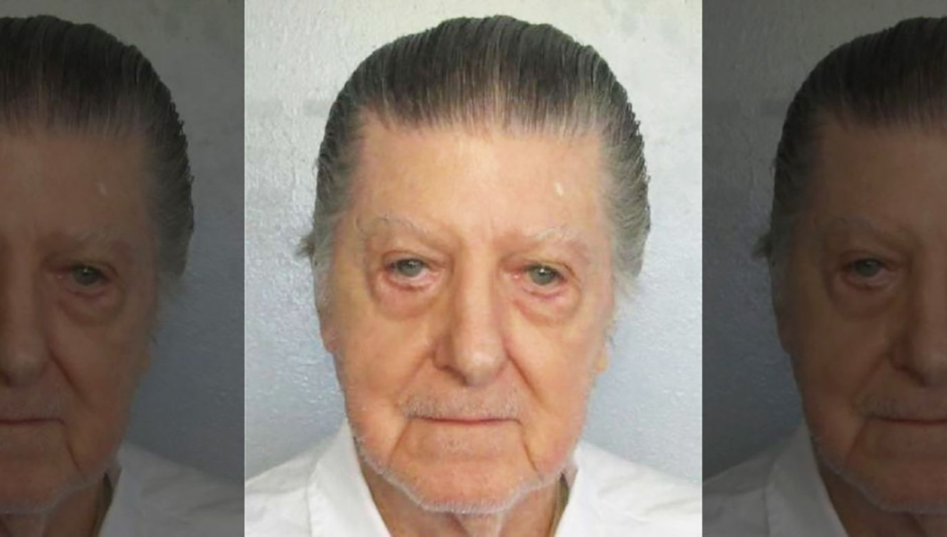 Walter Leroy Moody (fot. Alabama Department of Corrections)