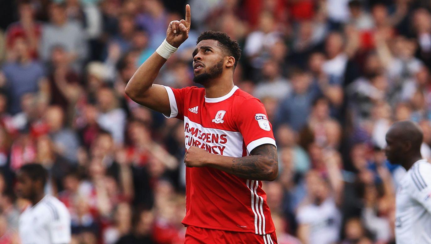 Przed tygodniem obrońca Middlesbrough strzelił samobójczego gola (fot. Ker Robertson/Getty Images)