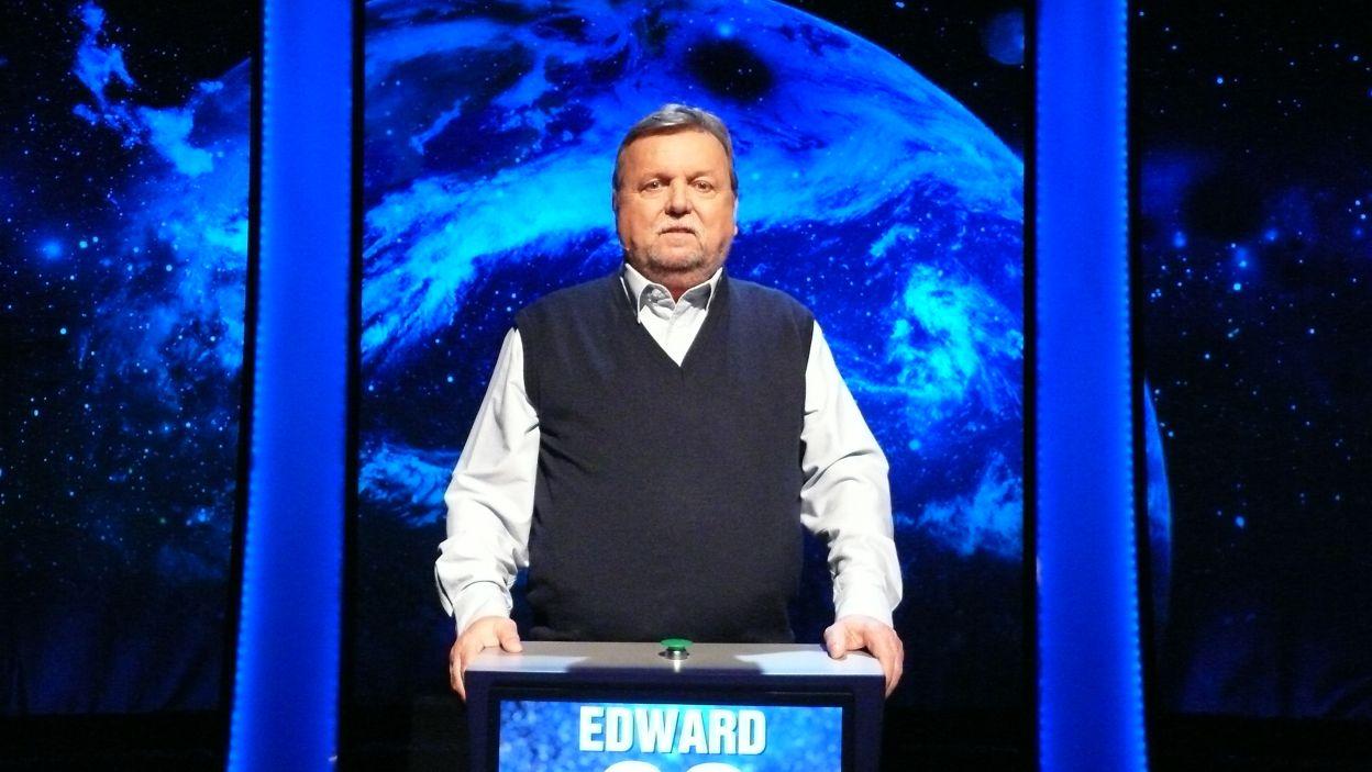 Edward Galos - zwycięzca 4 odcinka 99 edycji