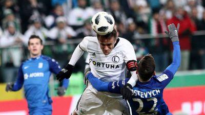 Piłka nożna – Finał Ekstraklasy: Lech Poznań – Legia Warszawa