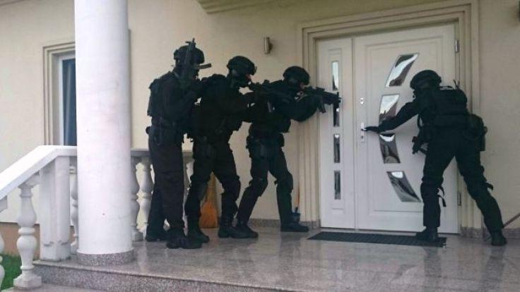 Do zatrzymań 11 osób doszło m.in. na terenie Warmii i Mazur (fot. kas.gov.pl)