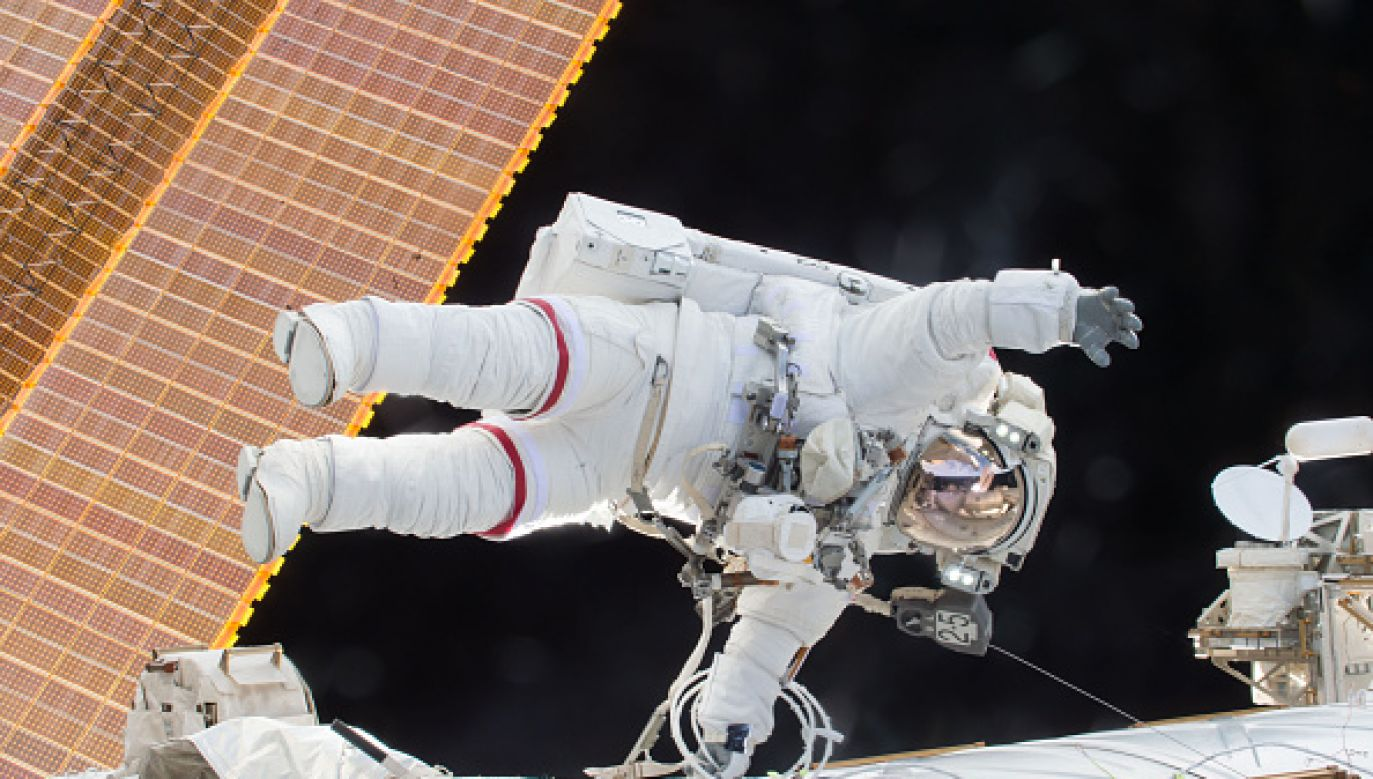 Biały Dom planuje zaprzestać finansowania stacji po 2024 r. (fot. NASA via Getty Images)