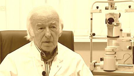 Prof. Józef Kałużny miał 77 lat