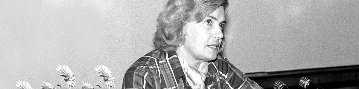 Zmarła Xymena Zaniewska