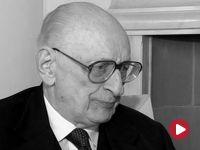 """Prof. Bartoszewski o fenomenie Polskiego Państwa Podziemnego. Zobacz ostatni wywiad dla """"Wiadomości"""" TVP1"""
