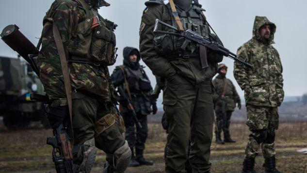 Władze DRL nie przedstawiły dowodów na obecność polskich najemników (fot.Andrew Burton / Staff / Getty Images)