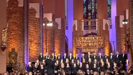 Uroczysty koncert w bazylice katedralnej