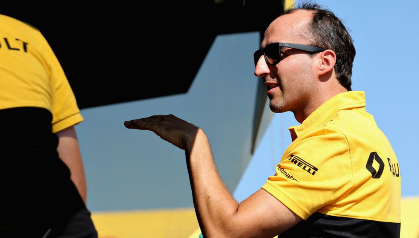 Robert Kubica startował w F1 w latach 2006-10 (fot. Charles Coates/Getty Images)