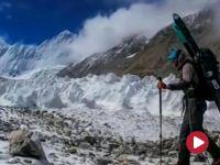 Olek Ostrowski przed wyjazdem na Gasherbrum: Narty towarzyszą mi całe życie. Jeżdżę od trzeciego roku