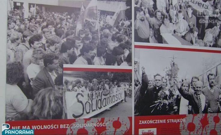 Gdańska wystawa o strajkach w 1988 roku