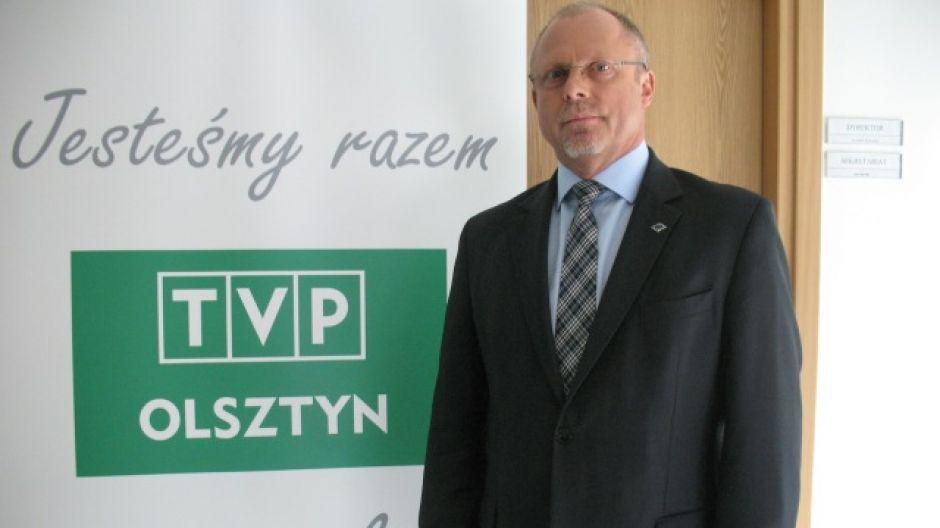 Jacek Protas, wicemarszałek województwa warmińsko - mazurskiego.