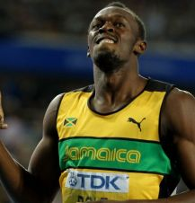 Usain Bolt (fot. Getty Images)