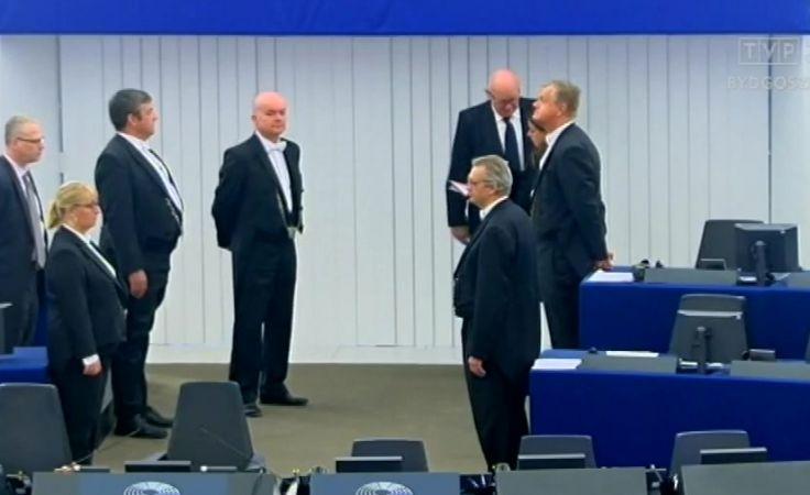 Nasi europosłowie komentują rezolucję PE dotyczącą Polski