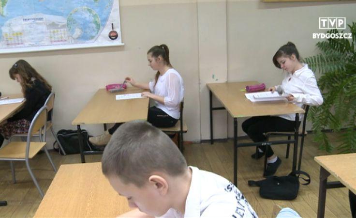 Dziś próbny, a w kwietniu już prawdziwy sprawdzian na koniec nauki w szkole podstawowej, czeka tysiące uczniów z Kujaw i Pomorza