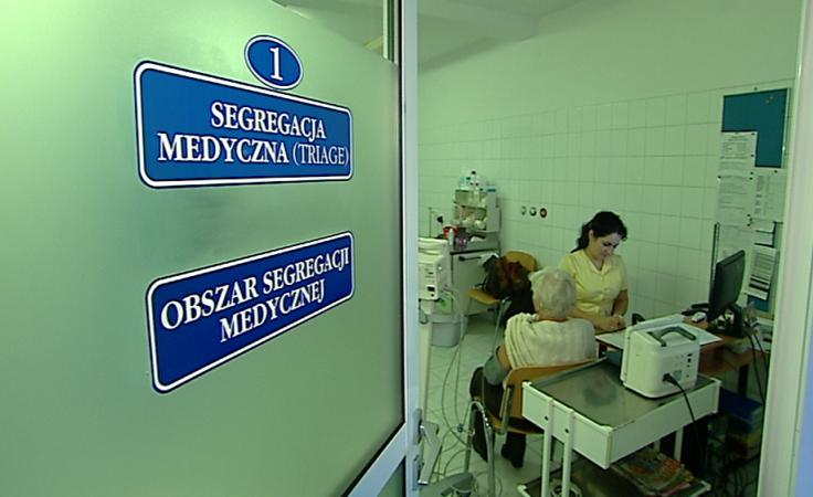 Elektroniczna pielęgniarka ustali kolejkę przyjęć na SOR