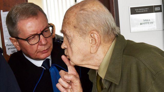 95-letni weteran AK przeciwko telewizji ZDF. Niemcy chcą kolejnych rozpraw
