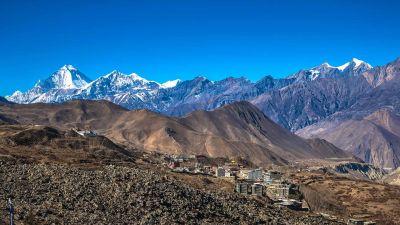 Mustang. Himalajska podróż