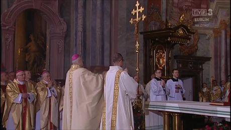 Uroczysta Eucharystia Inauguracyjna KUL