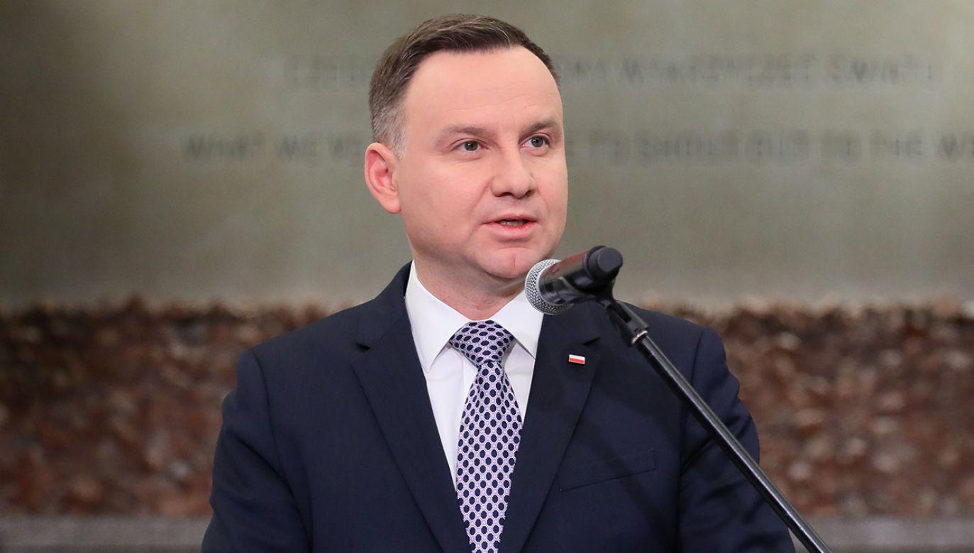 Spadła ocena pracy prezydenta Andrzeja Dudy i parlamentu (fot. PAP/Paweł Supernak)