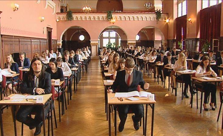 Już po pierwszym egzaminie