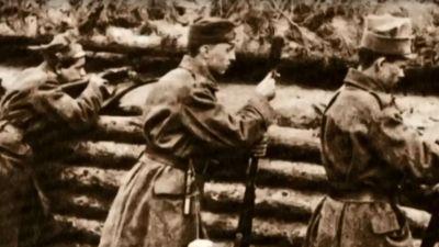 Polska góra była ich redutą - Kostiuchnówka 1916